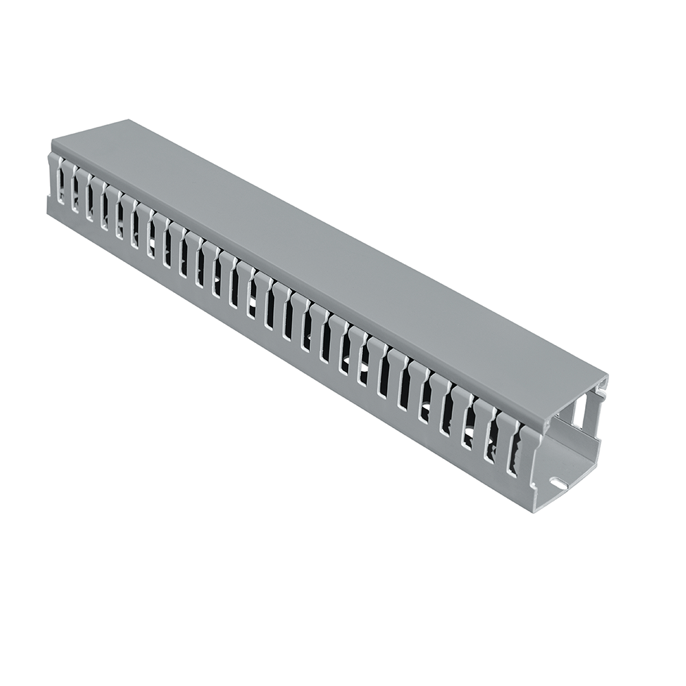 SLOTTED CABLE TRUNKING