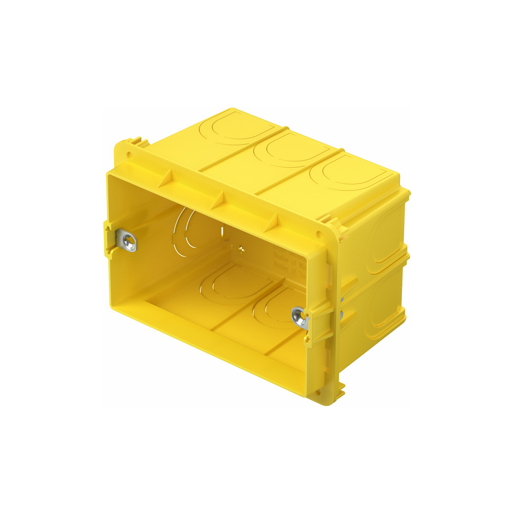 RECTANGULAR BOX BRICK PM3-65