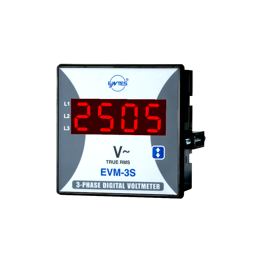 3-PHASE SELECTABLE VOLTMETER