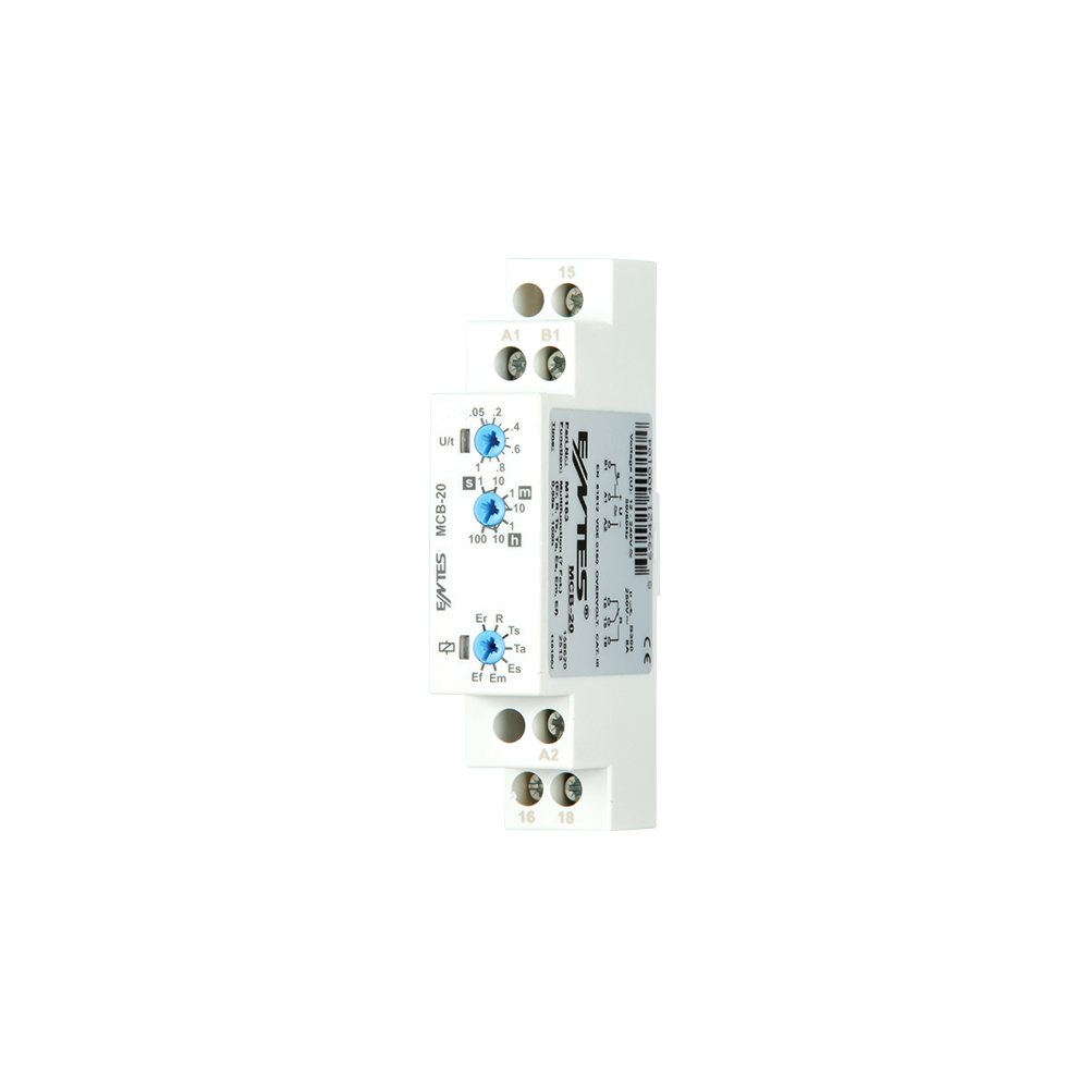 TIME RELAYS MCB-20