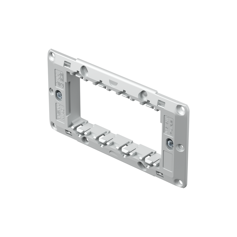 MOUNTING FRAME WITH SCREWS 4M