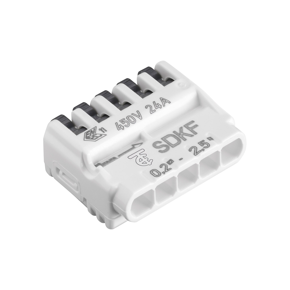 UNIVERSAL WIRE CONNECTORS SDKF